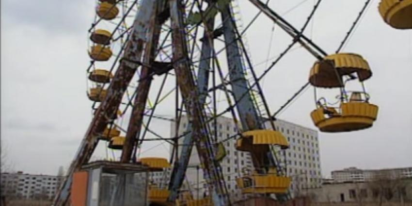 Nederland geeft 1 miljoen voor opruimen kernafval Tsjernobyl