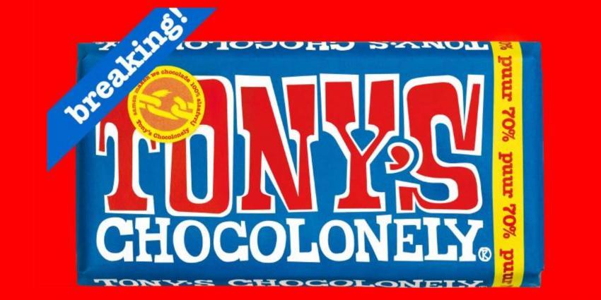 Hoax, pr-stunt- of echt: Tony's Chocolonely naar de Beurs