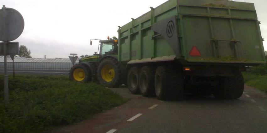 Foto van tractor   Archief EHF