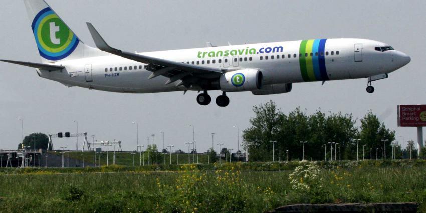 transavia-vliegtuig
