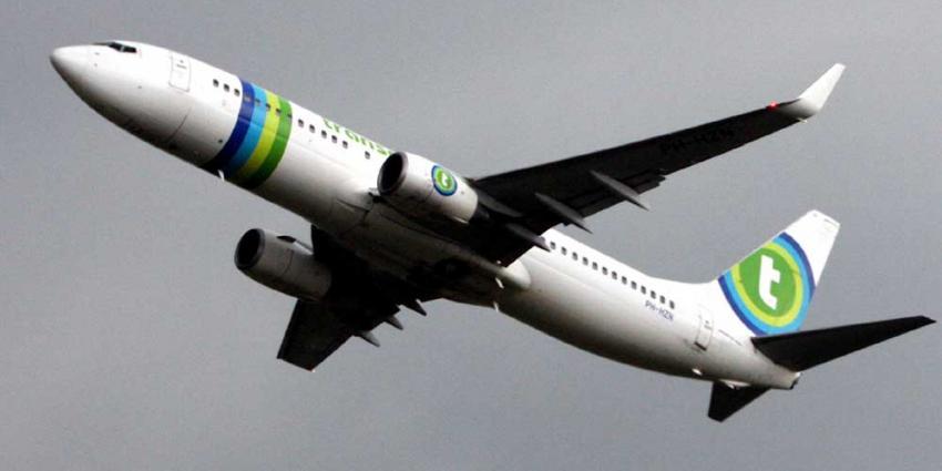 Foto van vliegtuig van Transavia | Archief EHF