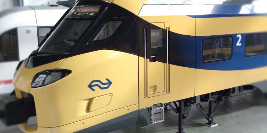 Nieuwe treinen NS zien er zo uit