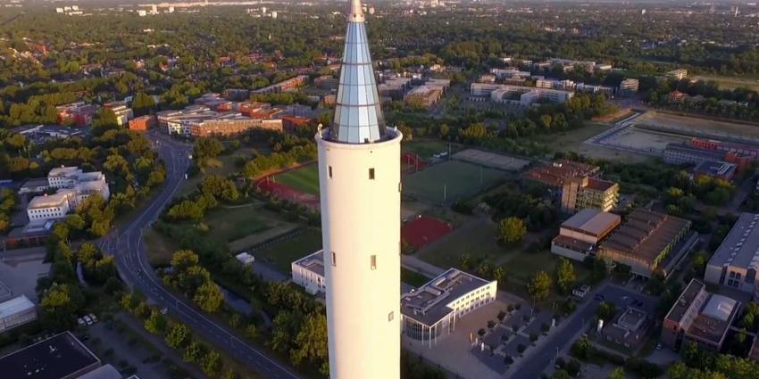 TU Delft test grafeen in gewichtloosheid in Duitse valtoren