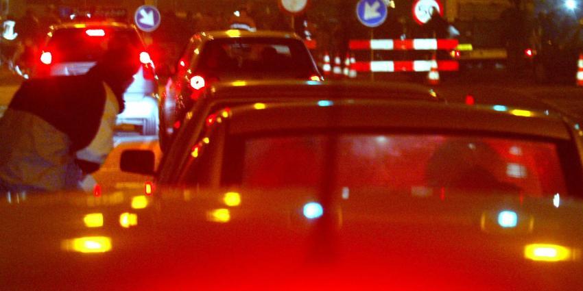 's nachts rijden