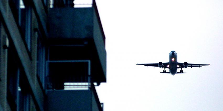 Foto van vliegtuig richting Buitenveldertbaan | Archief EHF