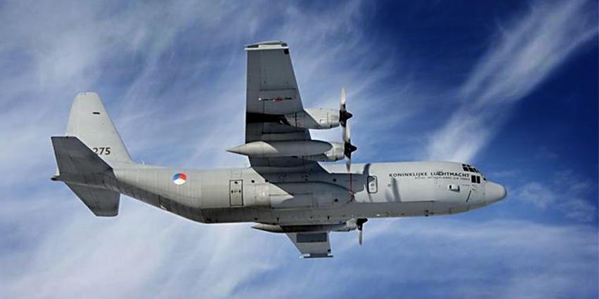 Foto van Hercules transportvliegtuig Defensie | Defensie