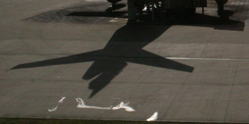 vliegtuig-platform