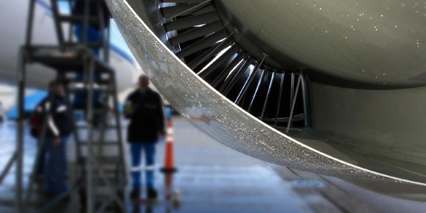 Vliegtuigmotor