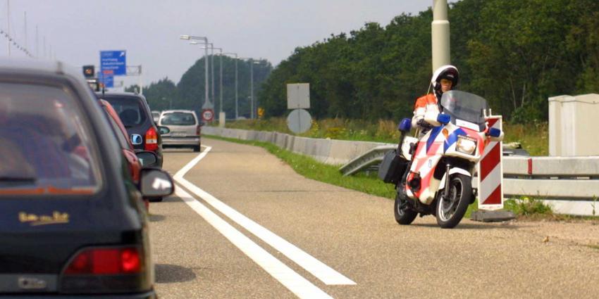 Boete van 230,- euro voor filmende automobilisten op snelweg