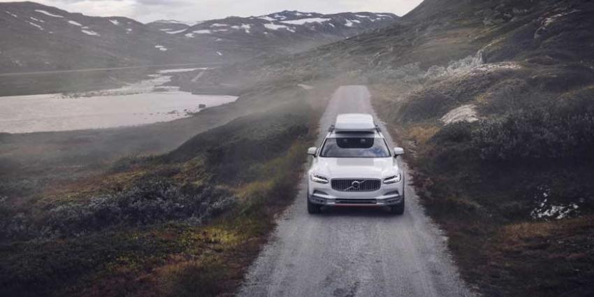 Volvo onthult de Volvo V90 Cross Country Volvo Ocean Race