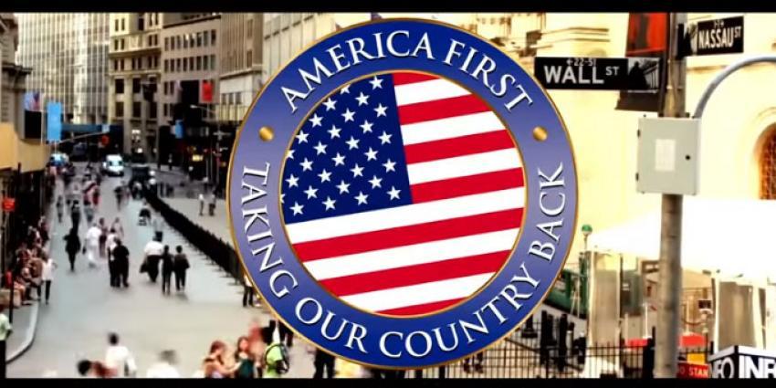 Filmpje introductie Nederland aan Donald Trump Zondag met Lubach de wereld over