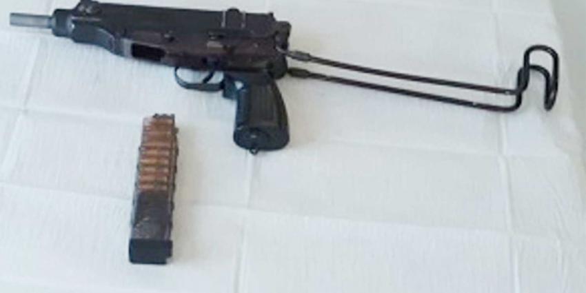 vuurwapen-politie