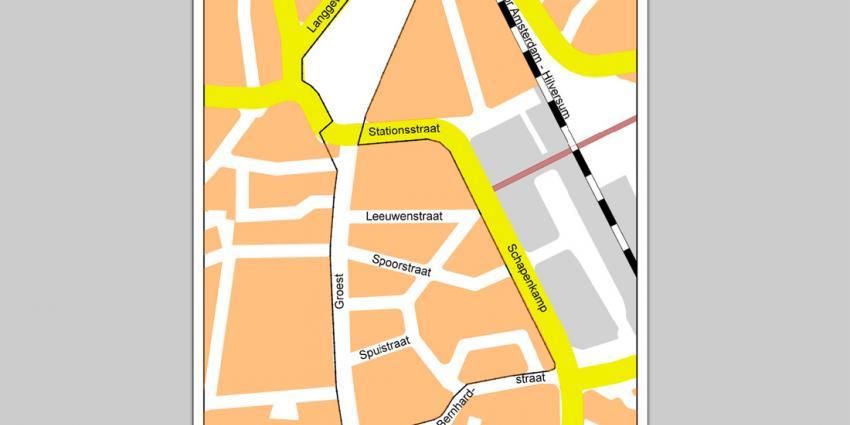 Afsteekverbod vuurwerk centrum Hilversum van kracht