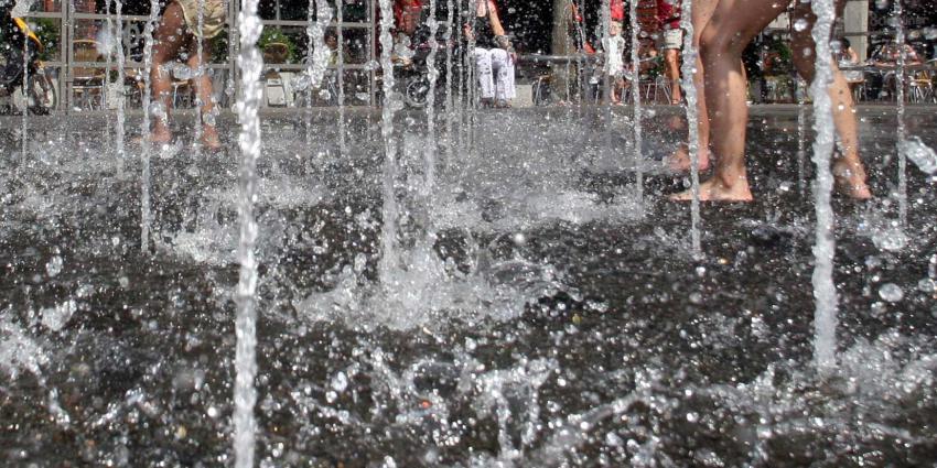 water-fontein
