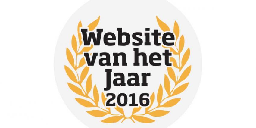 Politie.nl prolongeert titel 'beste website' ook in 2016