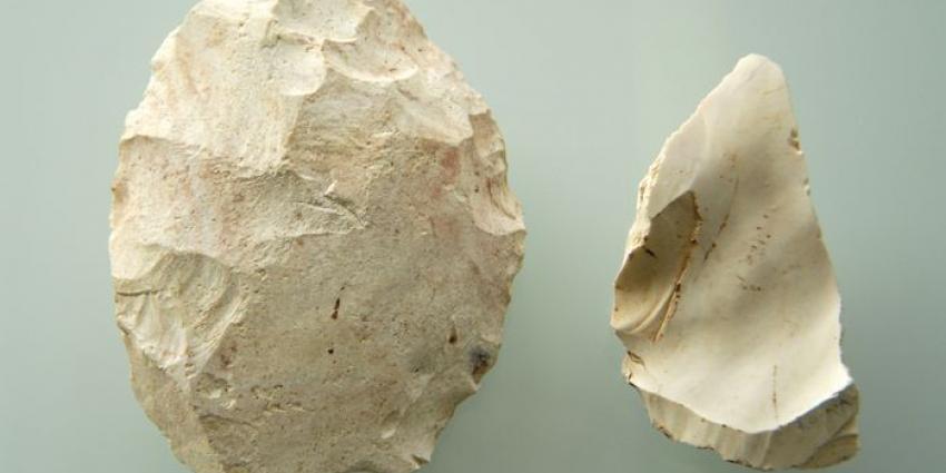 Zeldzame werktuigen Neanderthalers onder de hamer