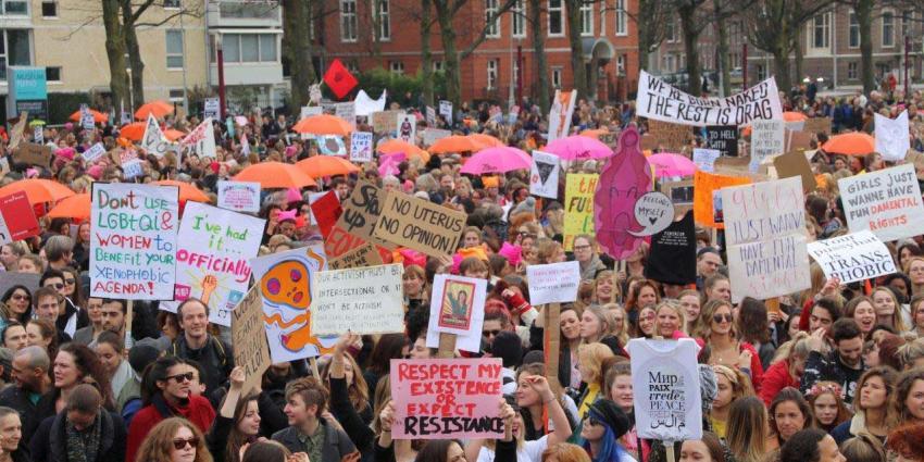 Duizenden mensen op de been tégen haat en vóór verdraagzaamheid