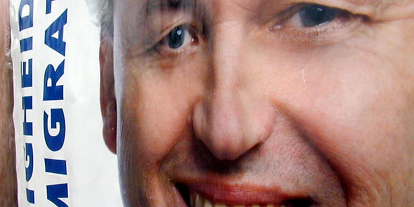 Foto van Wilders op poster | Archief EHF