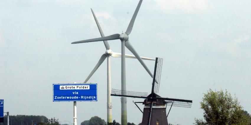 foto van windmolen | fbf