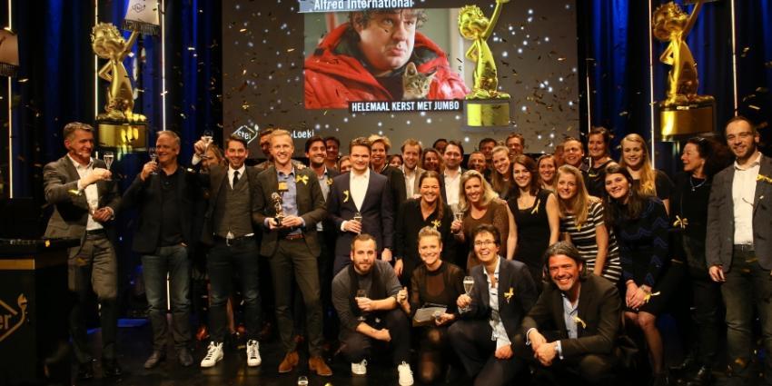 'Helemaal Kerst met Jumbo' wint Ster Gouden Loeki 2016