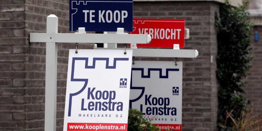 Woningmarkt groeit stevig verder, 25% meer woningen in mei verkocht