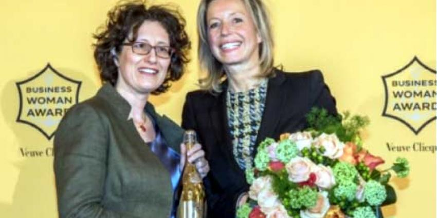 Aukje Kuypers Zakenvrouw van het Jaar 2018