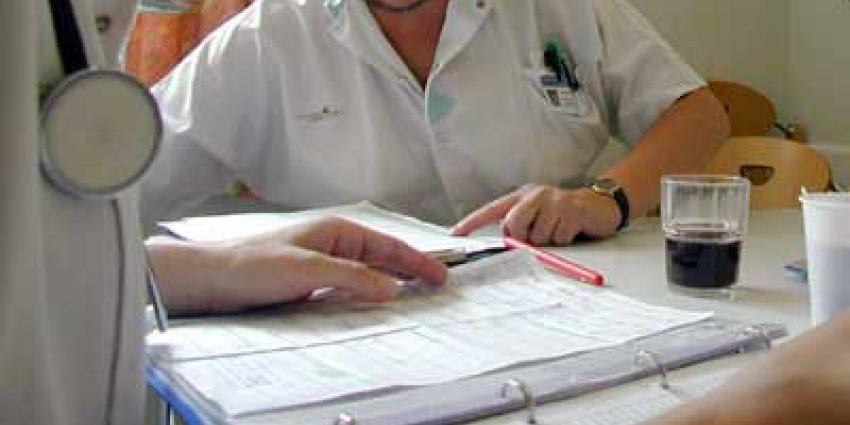Foto van verpleegkundigen | Archief EHF