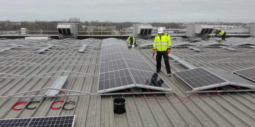 zonnepanelen-dak-montage