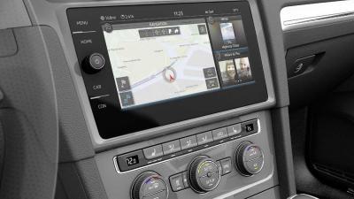 e-Golf Touch introduceert gebarenbediening voor productieauto's