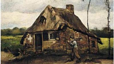 foto van Van Gogh