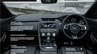 Toekomstige Jaguars en Land Rovers voorkomen wagenziekte