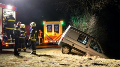 Gewonde bij ongeval in Alteveer