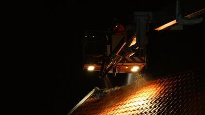 Foto van brand Heiligerlee | DG fotografie | www.denniegaasendam.nl