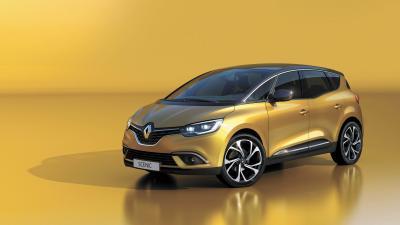 Nieuwe Renault Scénic voor het eerst op Nederlandse bodem