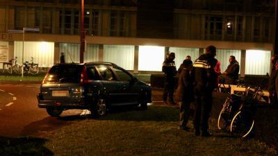 Fietsster gewond na botsing met auto op rotonde in Boxtel