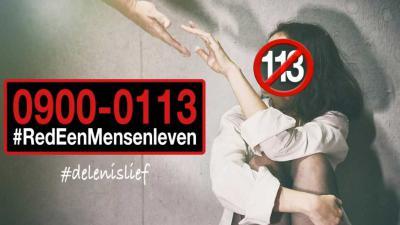 Suïcidaal meisje belt naar 113, maar dat nummer blijkt niet te bestaan