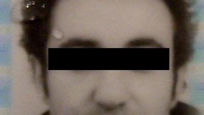 Foto van verdachte die agent neerstak