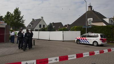 Foto van onderzoek in Veghel | Persburo Sander van Gils | www.persburausandervangils.nl
