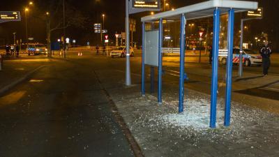 Foto van schietincident in Vlaardingen | Flashphoto | flashphoto.nl