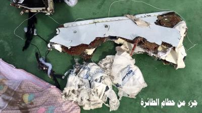 Zwarte dozen verongelukte toestel EgyptAir gevonden