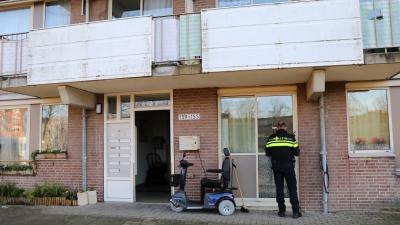 Man vermoedelijk door misdrijf om het leven gekomen in Amsterdam