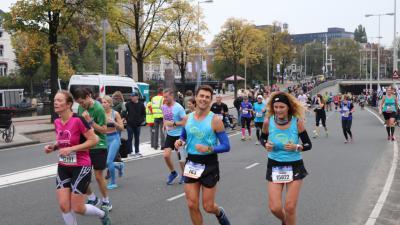 44ste editie van de TCS Amsterdam Marathon