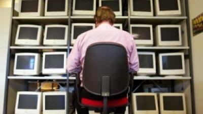 Foto van computers | Archief FBF.nl