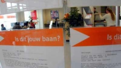 Foto van arbeidsbureau | Archief FBF.nl