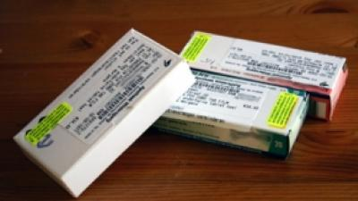Foto van doosjes medicijnen | Archief FBF.nl