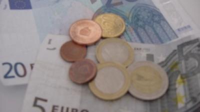 Foto van kleingeld | Archief FBF.nl