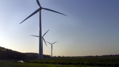 Foto van windmolens | Archief FBF.nl