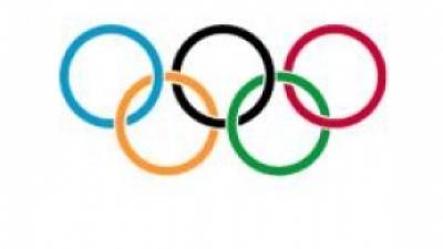 Logo Olympische Spelen   Archief FBF.nl