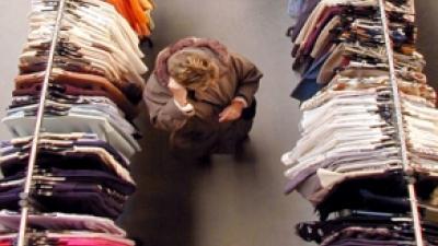 Foto van kledingzaak | Archief FBF.nl
