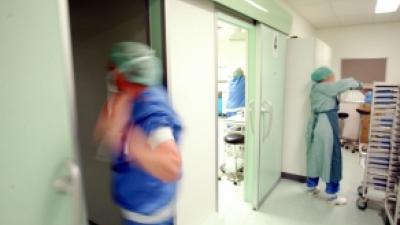 Foto van ingang operatiekamer | FBF